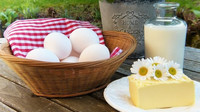 Cena másla je nejvyšší v novodobé historii a stále roste. Jaká cena by byla podle Čechů ideální? - anotační foto