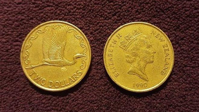 Novozélandský dolar