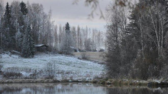 Předpověď počasí na noc a sobotu 16. prosince - anotační obrázek