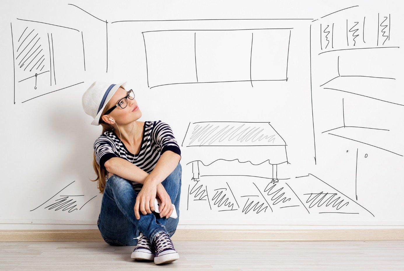 Státní půjčky na bydlení pro mladé jsou jen plácnutí do vody - anotační obrázek