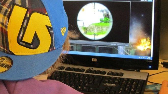 Jsme zemí snadprůměrným podílem mladých hráčů videoher - anotační obrázek