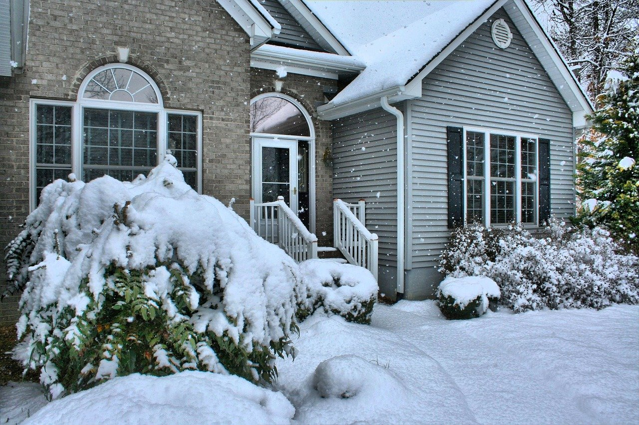 Koroze vgaráži či zvýšené riziko plísní. Na co si dát vzimě pozor u svého domu? - anotační obrázek