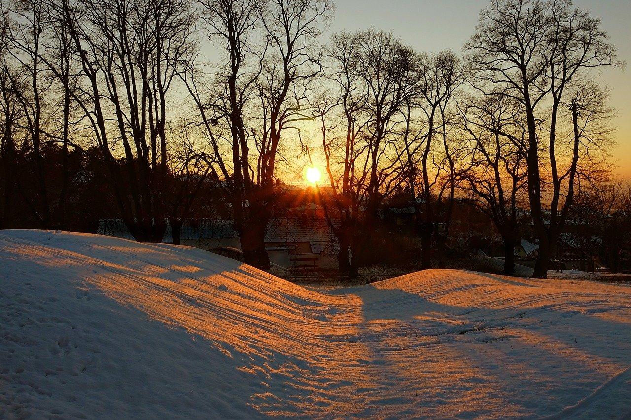 Předpověď počasí na noc a sobotu 20. ledna - anotační obrázek