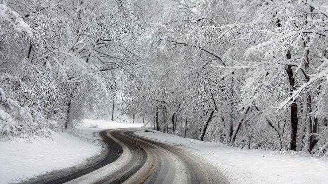 Předpověď počasí na noc a úterý 28. ledna. Čerstvý vítr přinese déšť i sníh - anotační obrázek