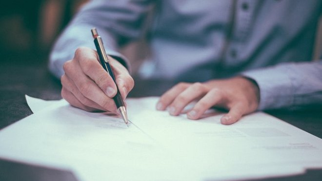 Pohyb mezi okresy: Formulář a čestné prohlášení - anotační obrázek
