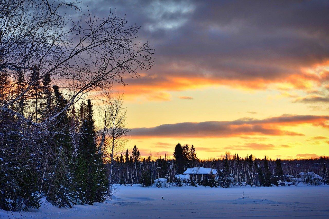 Předpověď počasí na noc a středu 21. února - anotační obrázek