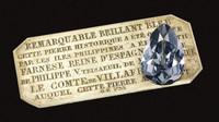 Modrý diamant evropských královských rodů