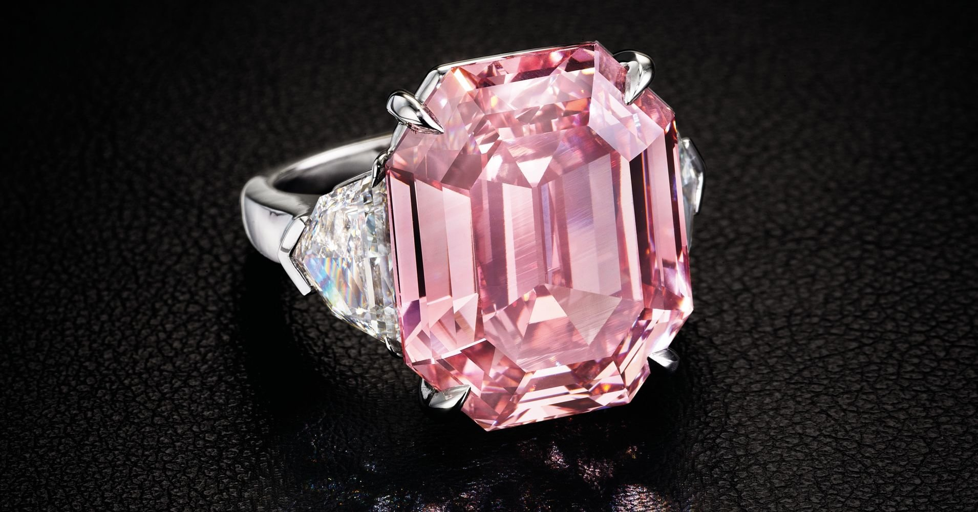 Růžový diamant Pink Legacy