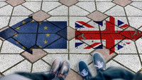 Už jen 37 dnů. Brexit zkomplikuje cesty za prací nejen Čechům - anotační foto
