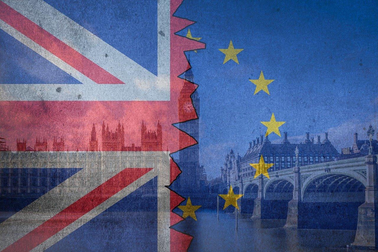 Brexit: Britská ekonomika ztrácí temo - anotační obrázek