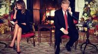 Trump i jeho manželka jsou nominováni na Zlatou malinu - anotační foto