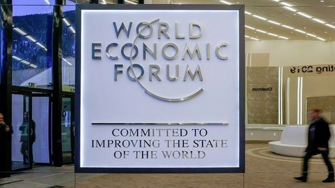 Světové ekonomické forum v Davosu 2019