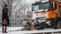 V části Česka napadne sníh. Předpověď počasí na noc a čtvrtek 27. února - anotační foto