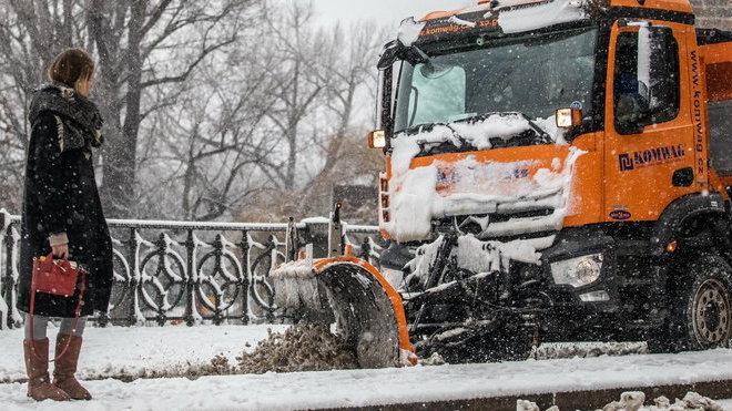 V části Česka napadne sníh. Předpověď počasí na noc a čtvrtek 27. února - anotační obrázek