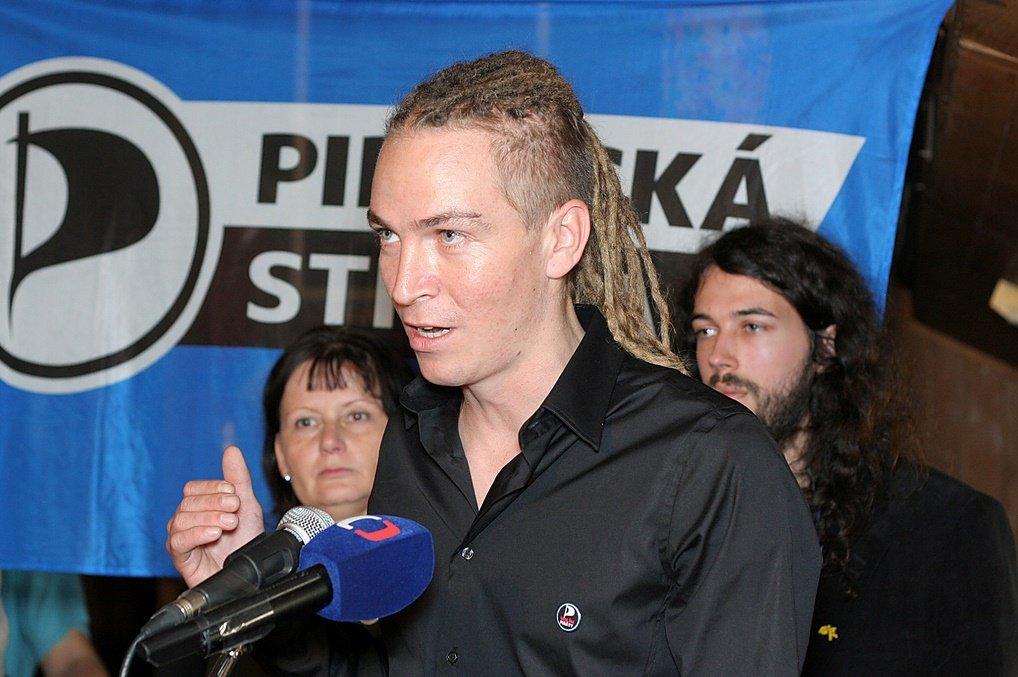 Ivan Bartoš - Pirátská strana