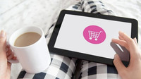 E-shopům se daří. Internetové obchody v průběhu koronavirové krize táhly český maloobchod - anotační obrázek