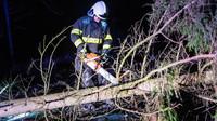 Spoušť po vichřici Eberhard: Škody se vyšplhaly na stovky milionů - anotační obrázek
