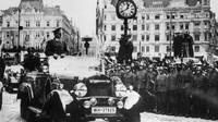 80 let od okupace a triumfální jízdy Adolfa Hitlera Brnem