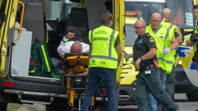 teroristické útoky na Novém Zélandu