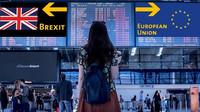 BREXIT: Většina Britů chce volný pohyb osob i po odchodu z EU, ukázal průzkum - anotační obrázek