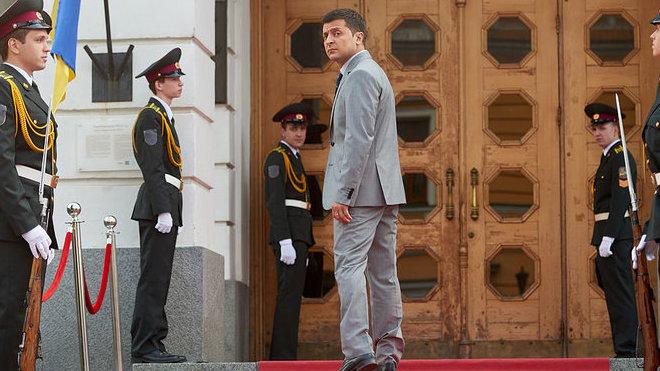 Herec Zelenskyj chce pro Ukrajinu příměří a vrátí zajatce z Ruska. Bude nadějí na změny k lepšímu? - anotační obrázek