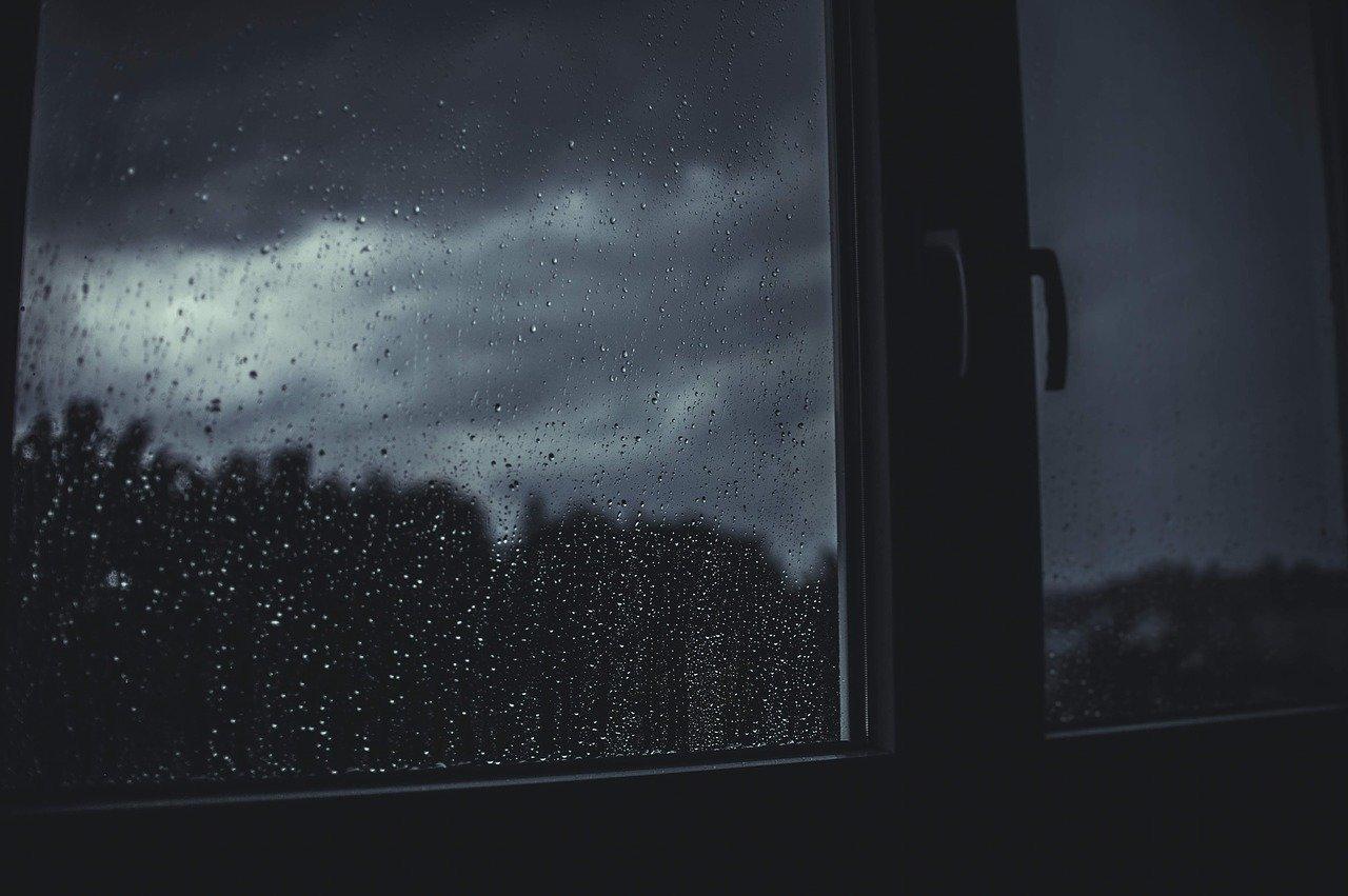 Počasí, ilustrační foto
