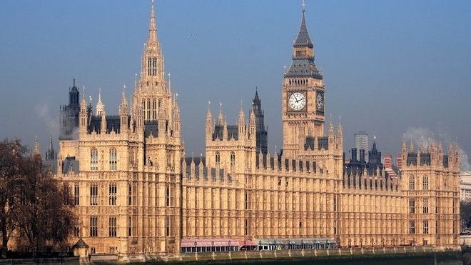 Westminsterský palác