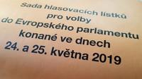 Hlasování v českých eurovolbách skončilo, výsledky budou až v neděli - anotační obrázek