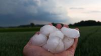 Česko zasáhnou bouřky s kroupami a přívalovým deštěm - anotační obrázek