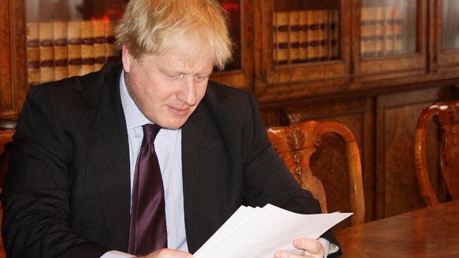 Johnson: Konzervativci získali silnou podporu pro brexit - anotační obrázek