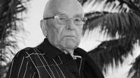 Rudolf Kramář zemřel! Operoval první transplantaci srdce v ČSSR, IKEM v černém - anotační obrázek
