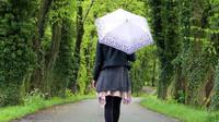 Připravte si deštníky. Předpověď počasí na noc a čtvrtek 28. května - anotační obrázek