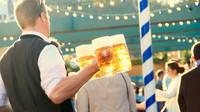 Oktoberfest: 300 korun za litrový tuplák piva, přísná bezpečnostní opatření - anotační foto