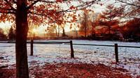 Předpověď počasí na noc a pondělí 30. listopadu - anotační foto