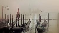 VIDEO: Zatopené Benátky, voda vystoupala do výšky 1,54 metru - anotační obrázek