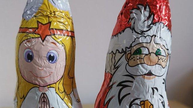 Pozor na Mikuláše z falešné čokolády