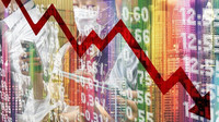 Burzy kvůli koronaviru kolabují. Wall Street je v chaosu - anotační obrázek