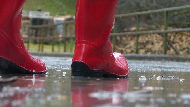 Deštivé počasí bude pokračovat. Předpověď na noc a pondělí 25. května - anotační obrázek