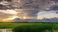 Teploty vyskočí až na 32 °C, hrozí silné bouřky. Předpověď počasí na pátek 10. července - anotační obrázek