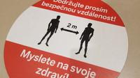 V Česku ve středu přibylo 2 139 případů koronaviru - anotační foto