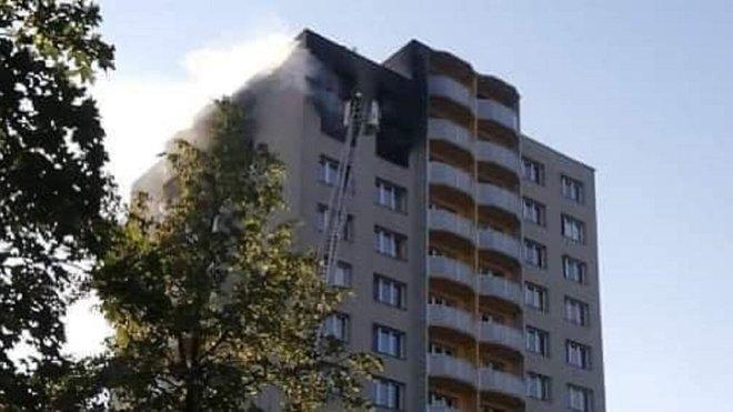 Požár v Bohumíně: Za tragédií jsou zřejmě rodinné spory, domnívá se místostarosta - anotační obrázek