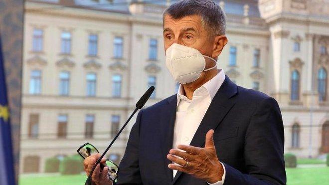 Omezení svobody nepřipustíme, uvedl Babiš k posílení hygieny - anotační obrázek