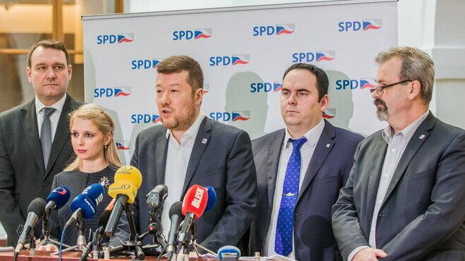 Návrh SPD na dvojnásobné slevy na děti ve vládě asi neprojde - anotační obrázek
