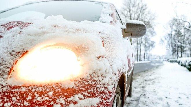 Předpověď počasí na noc a středu 27. ledna - anotační obrázek