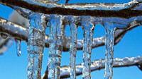 Předpověď počasí na noc a neděli 17. ledna - anotační foto