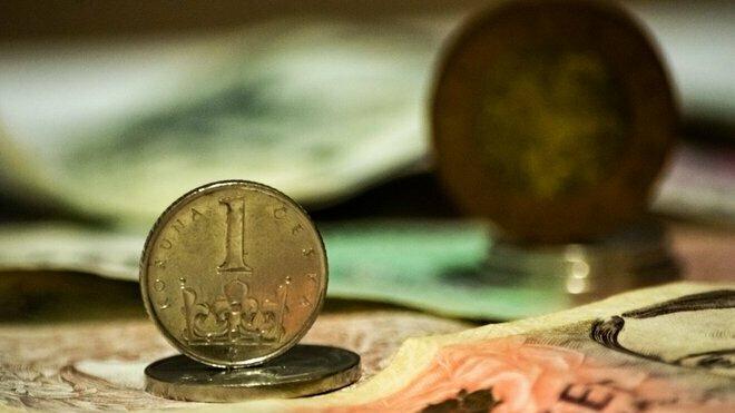 Koruna prvně od začátku pandemie prolomila hranici 25,50 za euro. Čechům zlevní dovolené - anotační obrázek