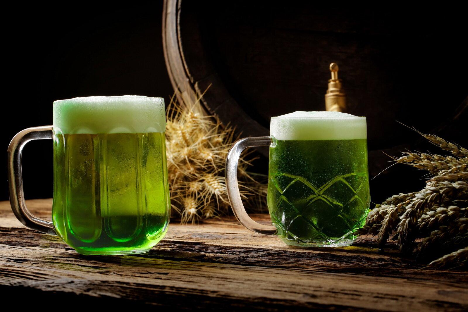 Velikonoční zelené pivo