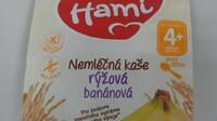 V rýžové kaši značky Hami z Polska jsou bakterie salmonely