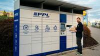 PPL Parcelboxy pro příjem i výdej zásilek